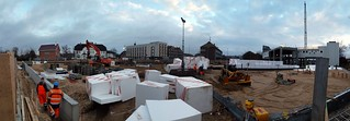 "Taastrup Torv being ""boxed"" (27/11-2012) 