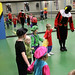 2012-12-01 Zwarte Pieten training Kangoeroe's