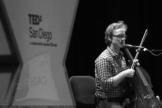 Ben Sollee - A Beautiful Limitation - TEDxSanDiego 2012   by sean dreilinger