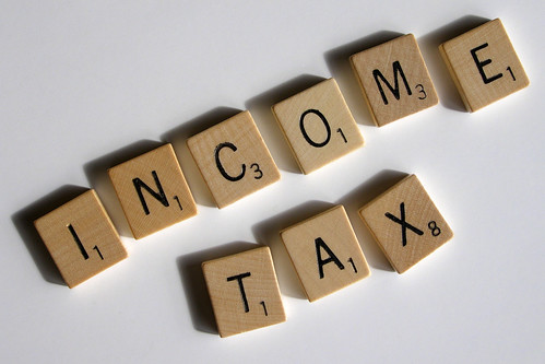Scrabble Series Income Tax | by ccPixs.com