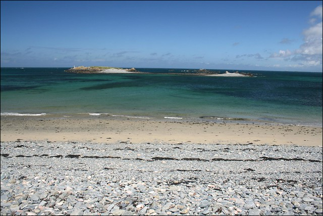 Petils Bay, Guernsey