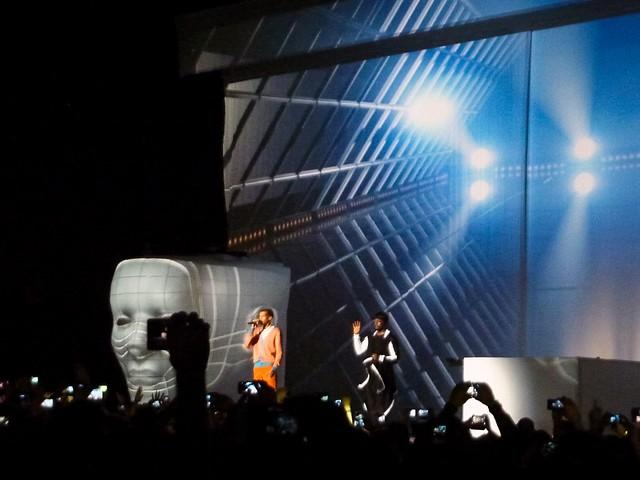 Will.I.Am - #WillPower Tour - Bercy, Paris (2013)