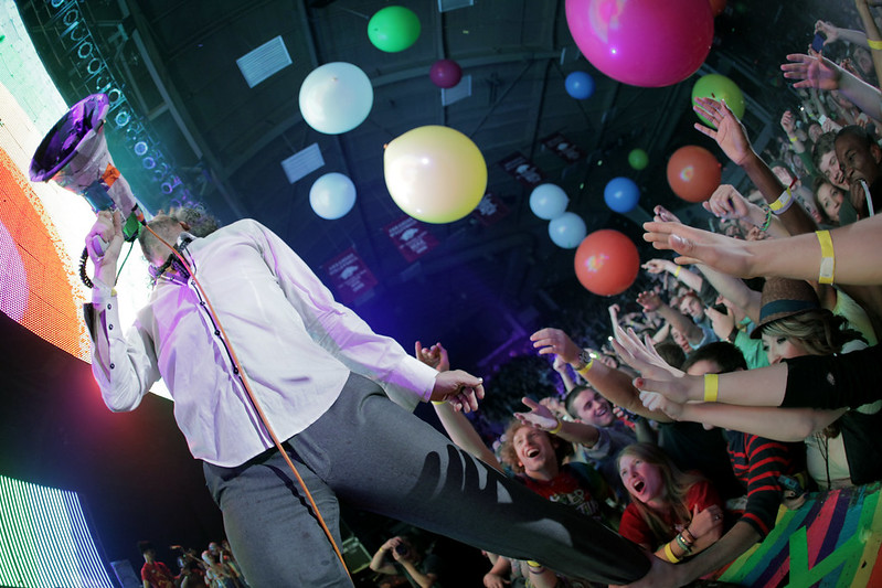 The Flaming Lips // Live at Barnhill Arena