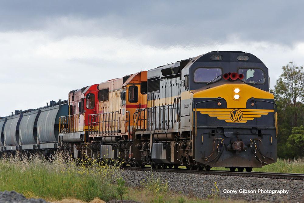 C501, L277 & 1872 at Pura Pura by Corey Gibson