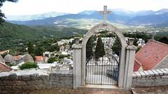 Кладбище в Sartene