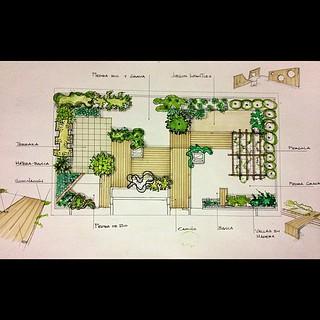 Planta Terraza Edificio Lussus 69 Standarq Diseño