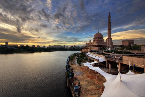 mosque malaysia putrajaya hdr masjid putra putramosque 9xp masjidputra vedd promotecontroller