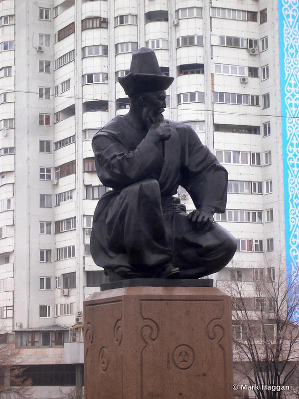 Independence Monument, Almaty, Kazakhstan