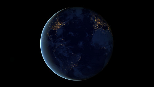 Black Marble - City Lights 2012 | by NASA Goddard Photo and Video