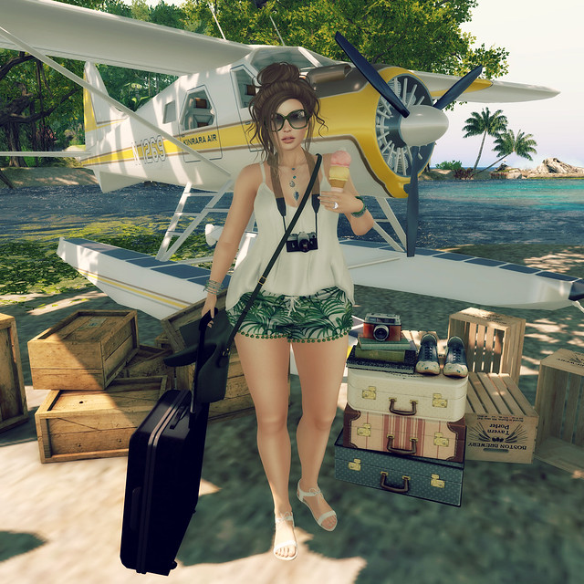 {Blog 57} Vacation Time