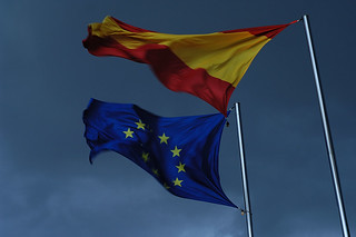 spain-espana-eu-europe-european-union-flags-free-stock-photos-creative-commons_2062 | by englishphotographer