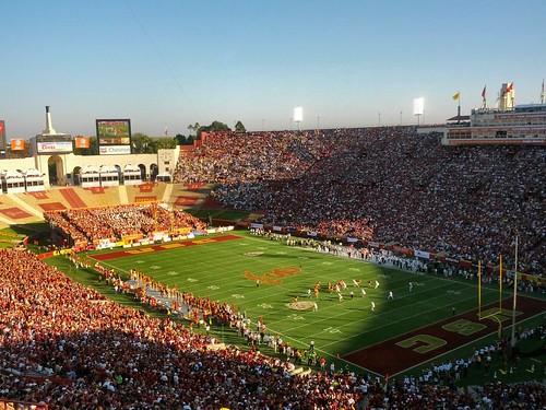 USC vs. Oregon November 3, 2012 | by andysternberg