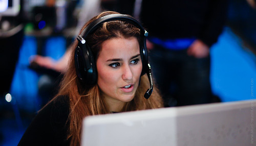 PrincesS | Paris Games Week 2012 | ESWC | by James Cao | Studiosushi™