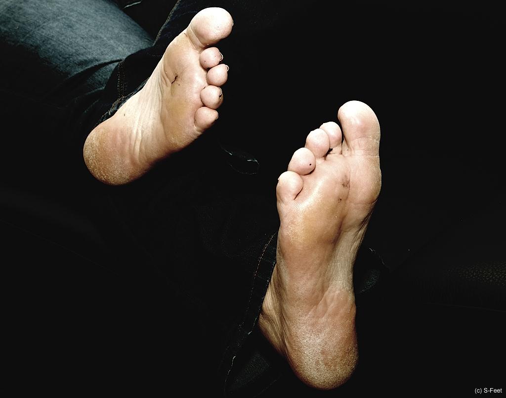 Meiner freundin füße Die Füße