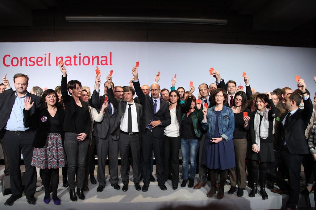 Jean-Marc Germain, Carole Delga, Adeline Hazan, Guillaume ...