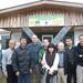 Toute l'équipe du projet d'échange Japon-Himalaya