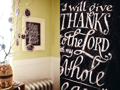Give Thanks - Thanksgiving | by Simply Vintagegirl