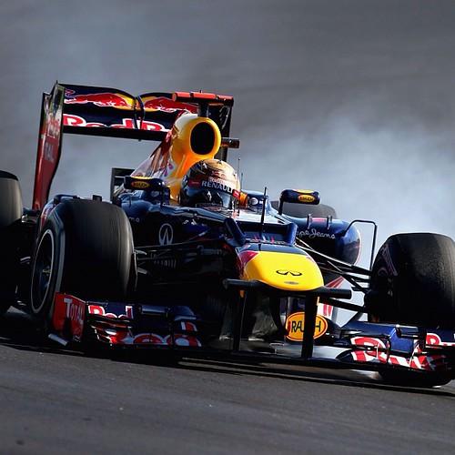 Vettel - Circuit of the Americas '12