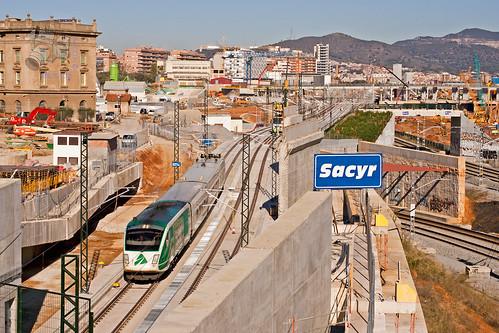 BT en la Sagrera | by UT440 131M