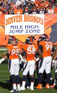 Broncos Players | by CDOM Photography
