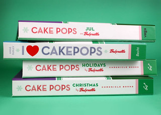 Cake Pop Holidays Books | by Bakerella