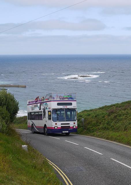 First Devon & Cornwall 38006 (D706GHY)
