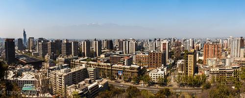Santiago - Chile | by tarsobessa
