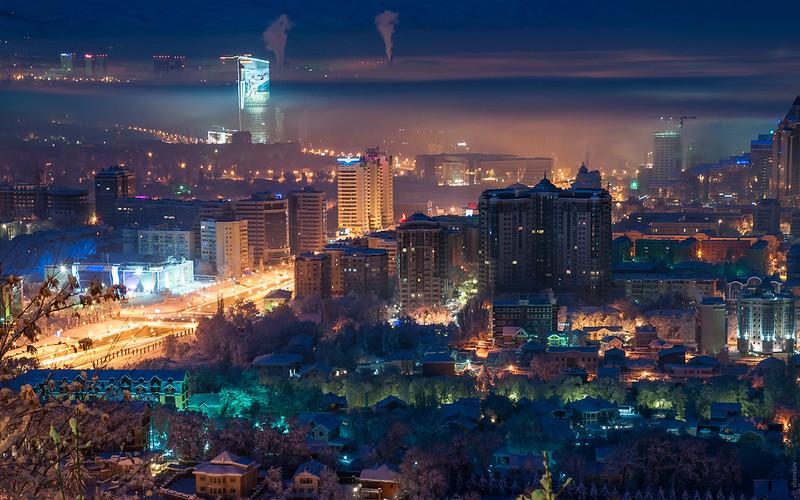 Almaty, December