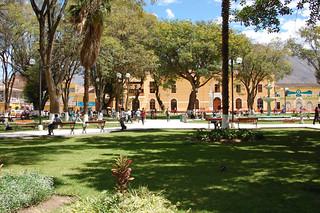 Plaza de Armas, Huánuco, Peru | by blueskylimit