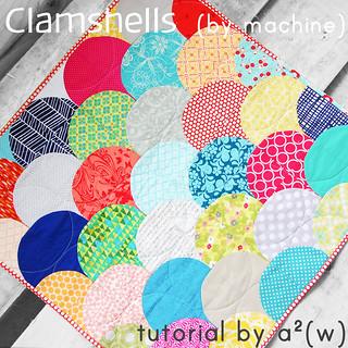 Clamshell Tutorial | by a²(w) - asquaredw - Ali