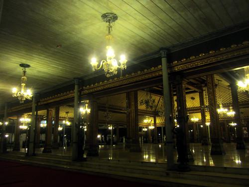 light architecture indonesia java interior culture solo tradition jawa surakarta kraton keraton pendopo sasanasewaka