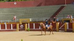 vídeo 01 Exhibición de Doma Vaquera y alta escuela en Fuengirola octubre 2012