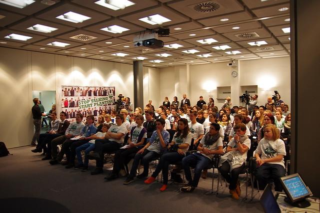 Erste Akademie zum Zukunftsbotschafter in Hanau am 17. November 2012