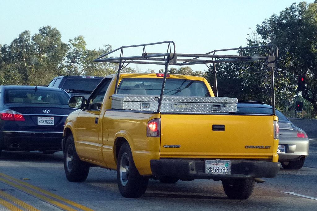 Chevy S10 Truck David Valenzuela Flickr