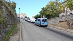 Крутой участок завершает 10-ти километровый тягун на окраине города Sartene 2
