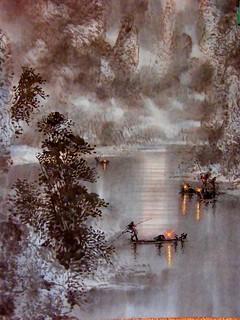 Chinese Art In Xian
