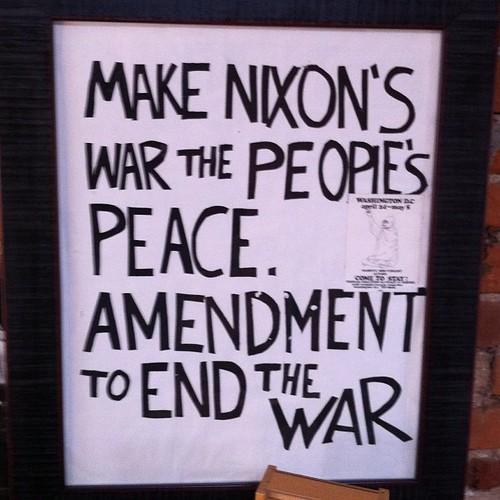 #nixon #peace #war