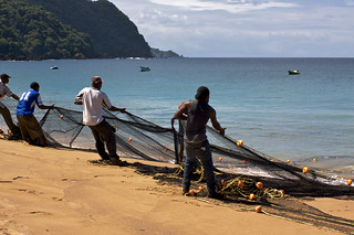 hauling in the nets | by katinalynn