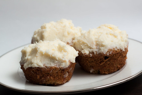 Carrot Cake Cupcakes [337/366] | by timsackton