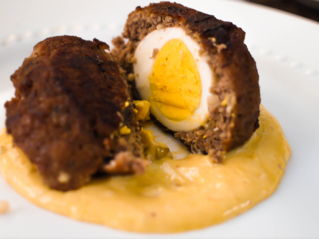 Image result for what are scotch eggs