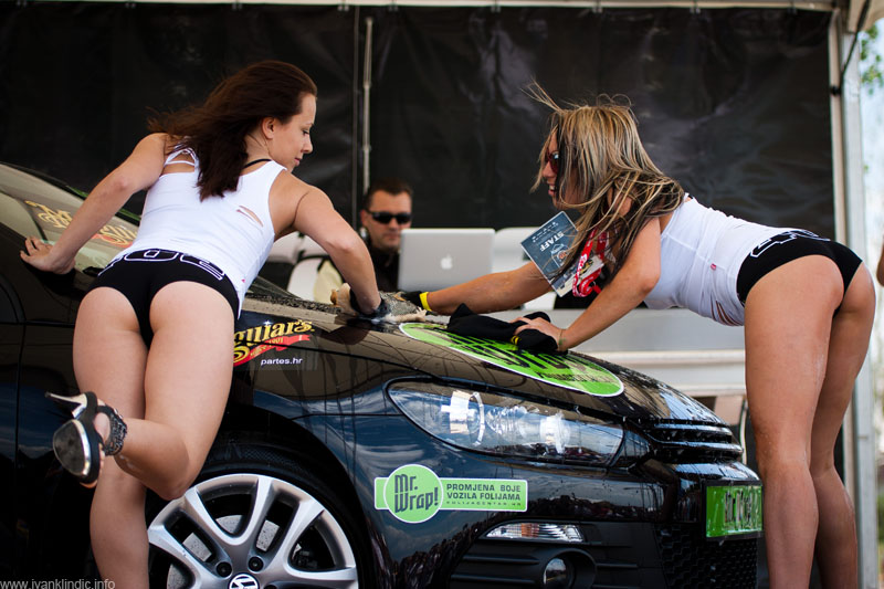 Sexy Car Wash 402 Street Race More Photos From 402 Stree Flickr