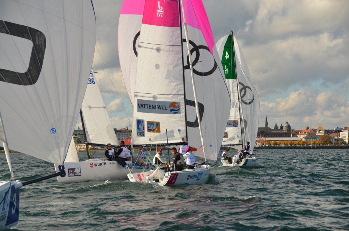 Swiss Sailing League 2015