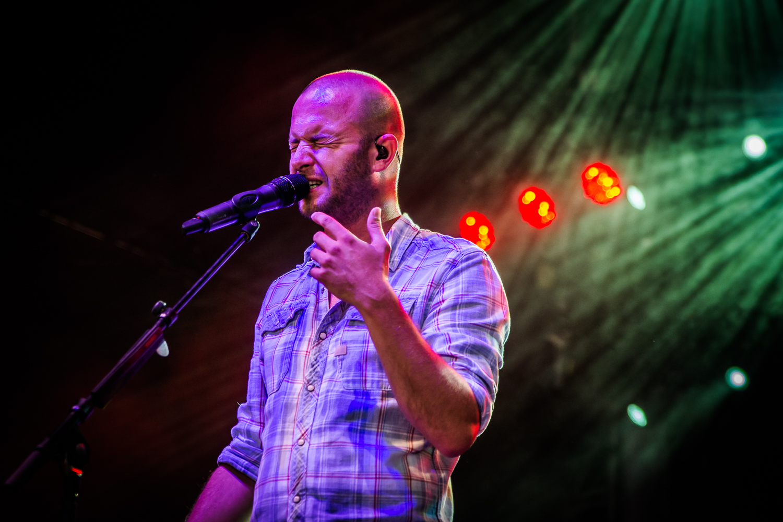 Stan Van Samang @ Boerenrock 2016 (© Timmy Haubrechts)