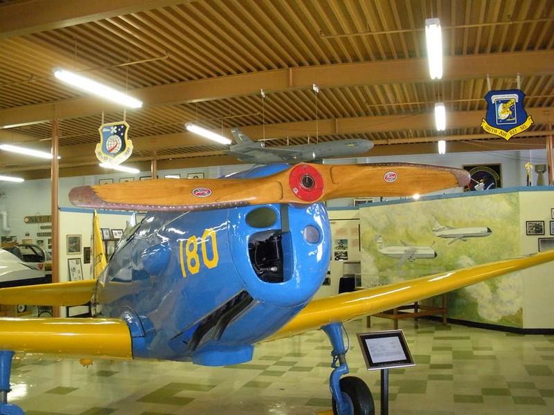 Fairchild PT-19A Cornell 2