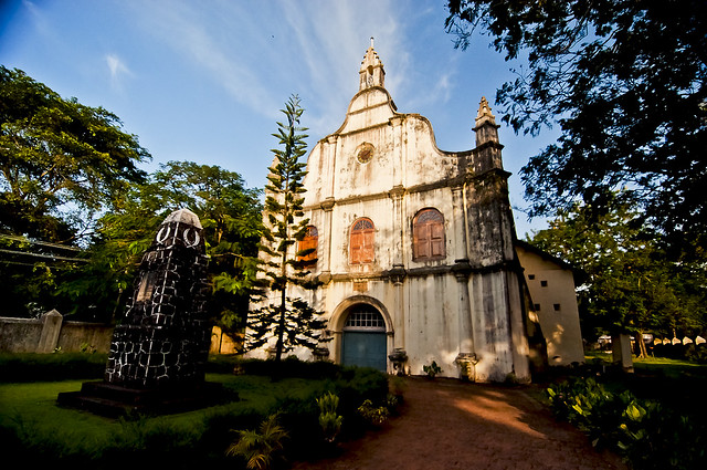 St Francis Church, Fort Kochi