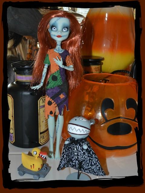 Sally My Sweet Monster