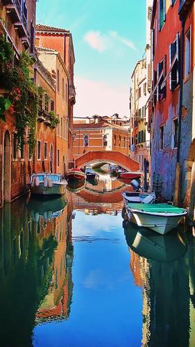 Bridge in Venice, Italy | by Yard0002
