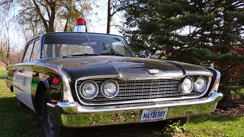 """""""Mayberry"""" police car"""