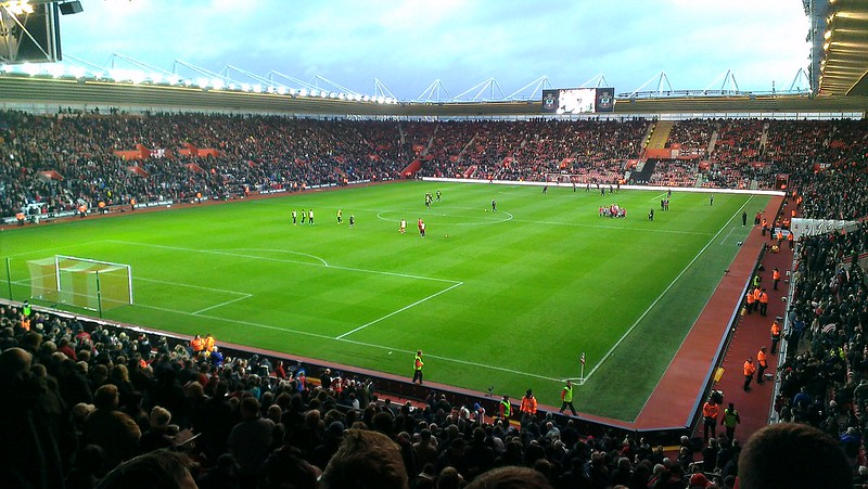 Southampton vs Newcastle at St Mary's Stadium
