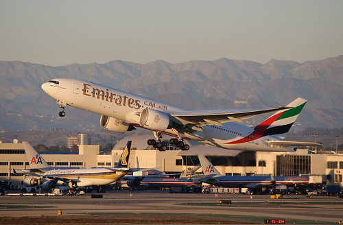Emirates - A6-EWA   by InSapphoWeTrust